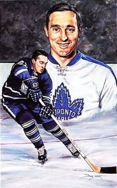 Women's Hockey, Hockey Games, Sports Art, Sports Teams, Maple Leafs Hockey, Hockey Hall Of Fame, Wayne Gretzky, Art Pictures, Photos