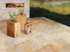 Kilimanjaro Luxor Matt Porcelain Floor Tile - 350 x Outdoor Tiles, Outdoor Areas, Floors Direct, Stone Look Tile, Kilimanjaro, Wood Vinyl, Luxor, Laminate Flooring, Cleaning Hacks