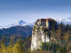 Bled castleSlovenia [1333x1000][OC]