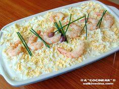 Kitchen Recipes, Cooking Recipes, Healthy Recipes, Gourmet Cooking, Best Potato Salad Recipe, Spanish Tapas, Mexican Food Recipes, Ethnic Recipes, Xmas Food