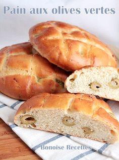 pain aux olives vertes et huile d'olive2