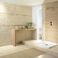 Johnson Tiles Natural Beauty Marfil Bathroom Walls Floors Tiles Gemini Tiles
