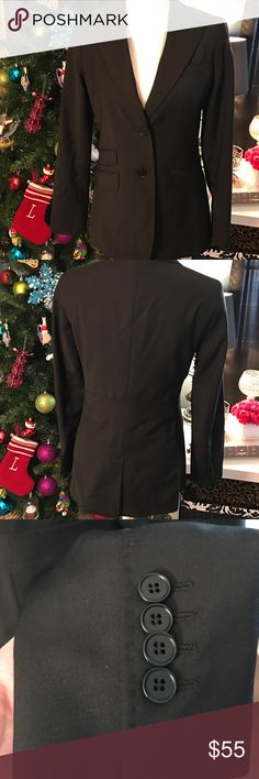 "Talbots Blazer for $229 now $55 NWOT..WOOL blend Two button front closure padded shoulders. New without tags. Selling in stores currently for $229 18"" bust armpit to armpit 27"" long...WOOL blend. Make an offer ! Talbots Jackets & Coats Blazers"