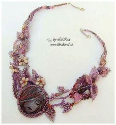 beautiful necklace by Likra