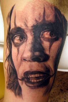 Tattoo by Xavier Garcia Boix *****