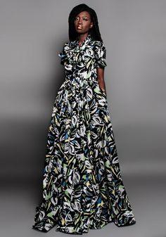 NEW The Kristen II Dress by DemestiksNewYork on Etsy ~Latest African Fashion, African Prints, African fashion styles, African clothing, Nigerian style, Ghanaian fashion, African women dresses, African Bags, African shoes, Kitenge, Gele, Nigerian fashion, Ankara, Aso okè, Kenté, brocade. DK