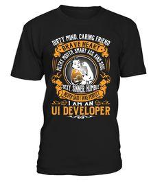 Ui Developer - I Never Said I Was Perfect #UiDeveloper