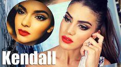 Tutorial de maquilhagem - Kendall Jenner