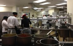 HCC Culinary students are hard at work creating delicious dishes and baked goods.