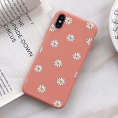 Chrysanthemum Floral iPhone Case - For iPhone 7 / 6682Y