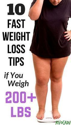 Fast Weight Loss Tips if You Weigh 200 lbs or More Lose weight fast with these weight loss tips if you weigh 200 lbs or more!Lose weight fast with these weight loss tips if you weigh 200 lbs or more! Lose Weight Quick, Quick Weight Loss Tips, Losing Weight Tips, Weight Loss For Women, Reduce Weight, Weight Gain, How To Lose Weight In A Week, Drop Weight Fast, Over Weight Women