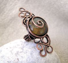 Shiva Ring | Wire Moon