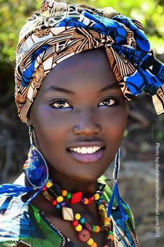 Beautiful african women, african beauty, the most beautiful women, si Black Is Beautiful, Beautiful Eyes, Beautiful People, Most Beautiful, Beautiful Women, Ebony Beauty, Dark Beauty, African Beauty, African Fashion