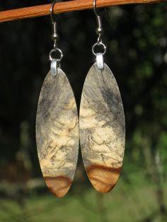 Slimming Resin Infused Buckeye Burl Wood by forestlifecreations Wood Earrings, Etsy Earrings, Buckeye Burl, Resin, Pendants, Jewelry, Jewlery, Wooden Earrings, Jewerly