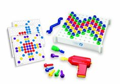 Educational Insights Design and Drill Activity Center:Amazon:Toys & Games