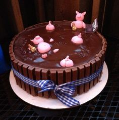 one hell of a cake by jessamyn, via Flickr