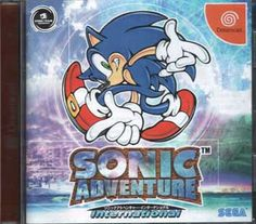 Dreamcast - Sonic Adventure International