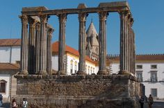 Évora and Estremoz Private Day Tour from Lisbon Spend the day discovering the best of Évora and Estremoz on this private day trip from Lisbon. Classified as a UNESCO World Heritage City, Évora is full of historic and cultural relics including the Diana Temple, Cathedral, and Saint Francis Church. Tour the famous bone chapel and listen to a knowledgable guide explain how the city has been preserved through history. Then head to Estremoz to see how stone from the marble quarry i...