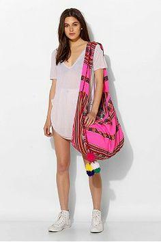 Pitusa Inca Beach Bag | W H A T ' S . N E W | Pinterest | Bags ...