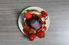 The Jester by @Strawberryqueenvapor  This strawberry jelly donut indulgence is no joke a performance that will leave your taste buds touched by magic.  For wholesale inquiries please email sales@strawberryqueenvapor.com http://ift.tt/1ogwJl8 #strawberryqueenvapor @strawberryqueenvapor by vapeporn