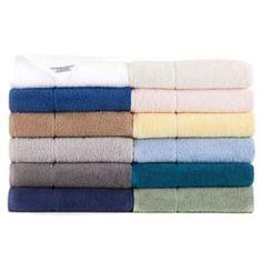 Project 62 Hand Towel Beige//Multicolored Slub 100/% Cotton Terrycloth