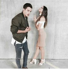 pin: malmix☽ Jess Conte, Relationship Pictures, Couple Relationship, Relationships, Lovely Birthday Messages, Jess And Gabe, Gabriel Conte, Fotos Goals, Perfect Together
