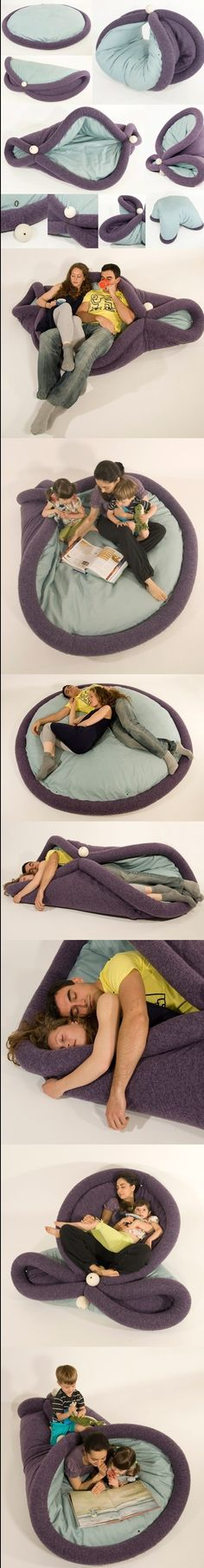 I gotta get me one of these!!  Sleep in a taco? I think yes!