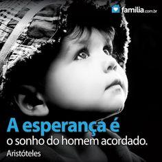 Familia.com.br | Como posso ter #esperanca de que o #futuro será #melhor? #crescimentopessoal #ensinandovalores