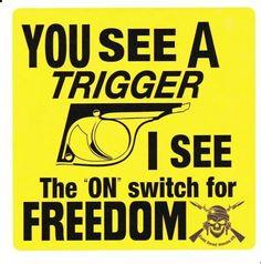 Yup my 2nd amendment right.