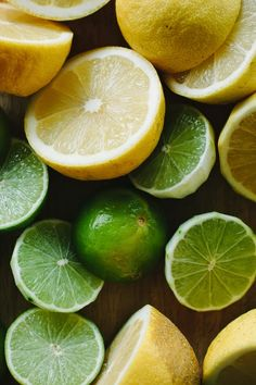 Homemade lemon + lime cordial   My Darling Lemon Thyme
