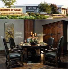 Tuscan Decor on Pinterest Tuscan Furniture Tuscan Decor