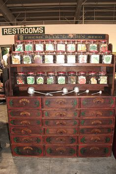 shabby chic cottage cabin bungalow decor great seed cabinet