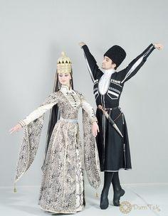 ♔ Circassian Dancers ♔