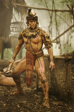 20339_Apocalypto-01.JPG (496×751)Mayan Warrior