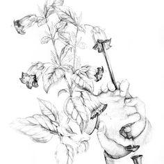 nunzio paci: drawings