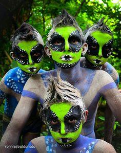 Mudpack festival Mambucal Murcia Negros Occidental Phillipines by Ronnie Baldonado #onlyinthePhilippines #festivalsph #travel #itsmorefuninthephilippines #murcia #mudpackfestival #negros
