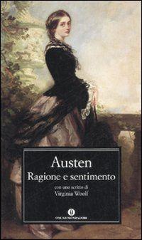 Ragione e Sentimento, Jane Austen.