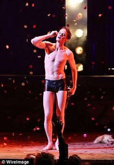 Neil Patrick Harris during the Broadway Opening Night Performance Curtain Call for Hedwig and the Angry Inch at the Belasco Theatre on April 22 David Burtka, David Boreanaz, Origin Of Love, John Cameron Mitchell, Cute Blonde Boys, Neil Patrick Harris, Hedwig, Himym, American English