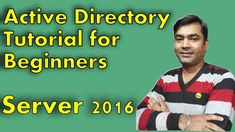 How to install Active Directory in Windows Server 2016 Active Directory, Windows Server, Ms