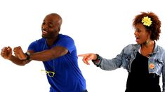 How to Do the Cabbage Patch | Hip-Hop Dancing