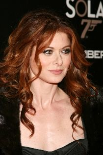 """Debra Messing Curly Style. Artist: Debra Messing Image Number: SGY-004759 Event: Tribeca Film Institute Hosts a Benefit Screening of """"Quantum of Solace"""" - Arrivals Venue & Location: AMC Lincoln Square, 68th Street and Broadway / New York City, NY, USA Event Date: 11/11/2008 Exclusive / Restrictions: Non-Exclusive Rights Managed Image Photographer: Sylvain Gaboury / PR Photos Keywords: Tribeca Film Institute Hosts A Benefit Screening Of """"Quantum of Solace"""", James Bond 007 Quantum of Solace"""