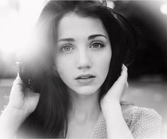 Emily Rudd. The perfect Soren.