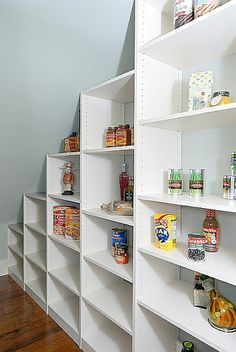 Pantry Shelving | Every pantry should be a Top Shelf pantry.