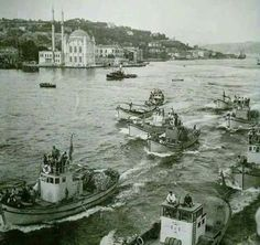 Ortaköy - Balıkçı Tekneleri ...