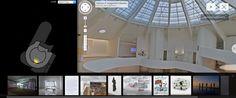 Guggenheim, google art project