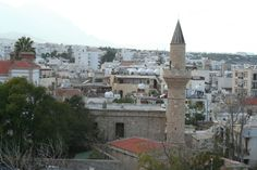 Kyrenia (Girne en turc)