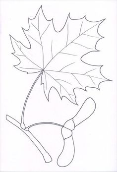Használja a nyilakat, kapcsoló a lejátszott kép Leaf Coloring Page, Colouring Pages, Coloring Pages For Kids, Coloring Books, Autumn Crafts, Autumn Art, Autumn Leaves, Felt Crafts, Paper Crafts