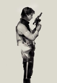 Han Solo by Greg Ruth