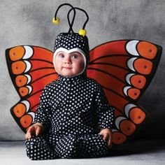 Butterfly Toddler Halloween Costume
