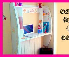 DIY crafts: How to make a cardboard furniture for computer tutorial